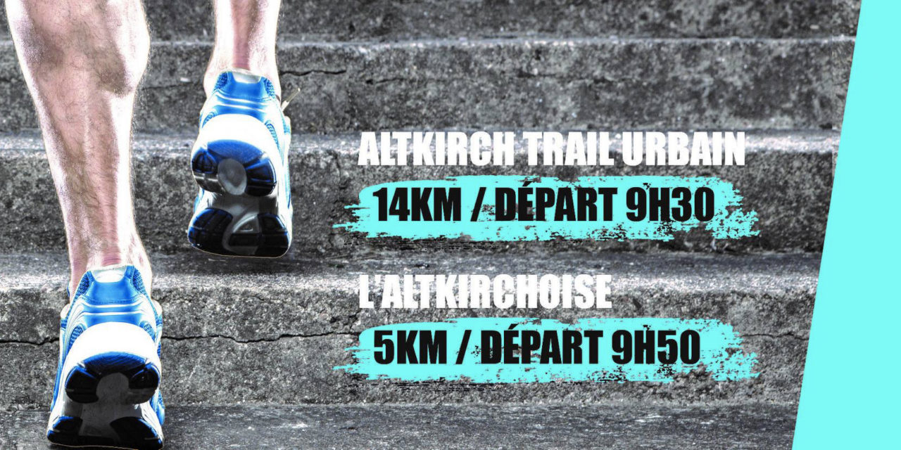 > DI 9 SEPTEMBRE, Altkirch Trail Urbain