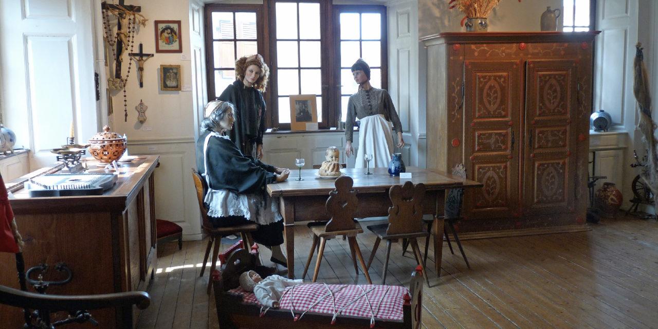 > À PARTIR DU 15 JUILLET, Exposition au Musée Sundgauvien d'Altkirch