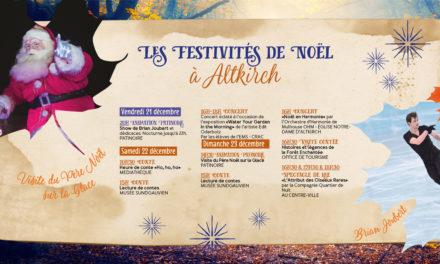 > Du 21 au 23 DÉCEMBRE, Programme : Noël à Altkirch