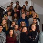 Des délégués du Collège Lucien Herr visitent la Mairie d'Altkirch