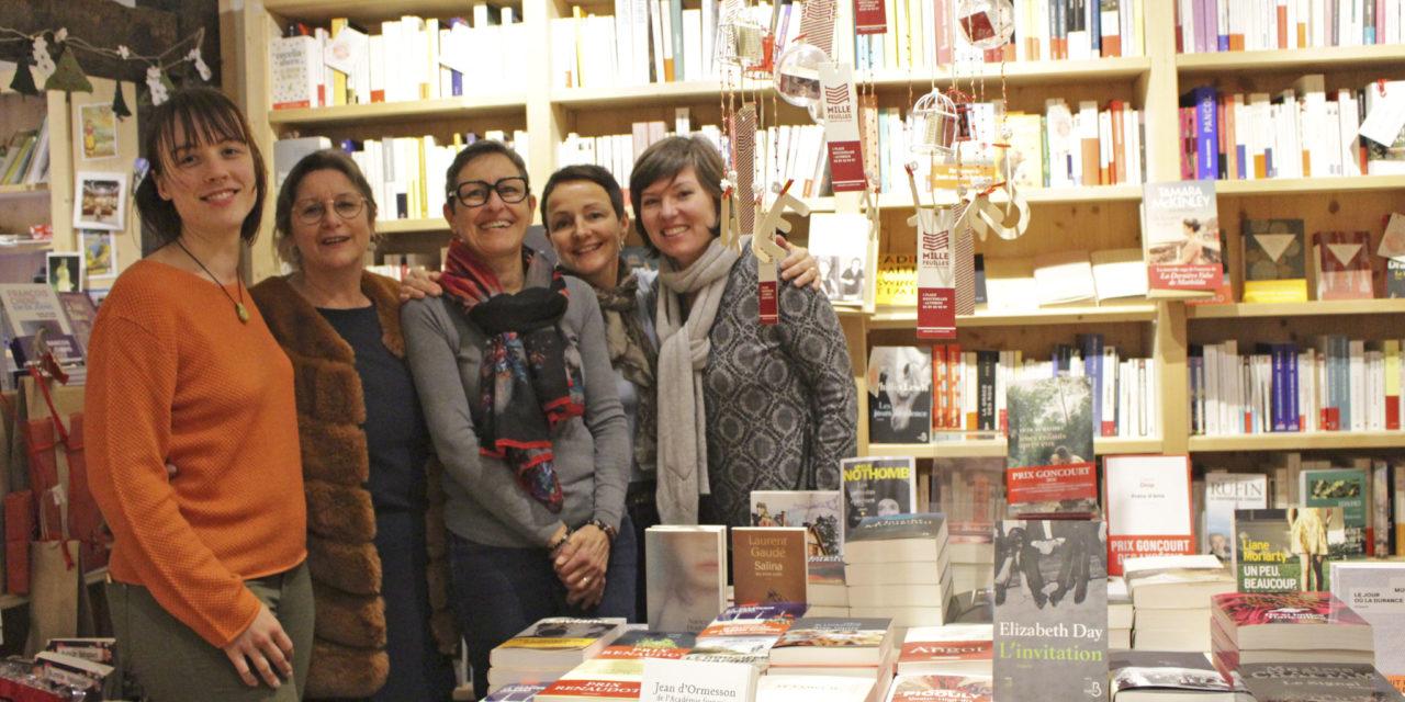 Mille Feuilles, une librairie à la page