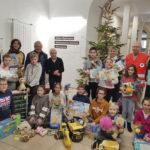 Collecte de jouets au profit d'enfants démunis