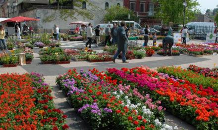 > SAMEDI 4 MAI, Marché aux fleurs
