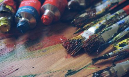 > JUSQU'AU 4 JUIN, Exposition «Des fleurs abstraites» à la MJC