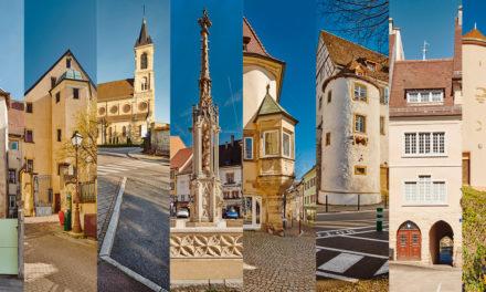 Les visites guidées d'Altkirch – été 2019