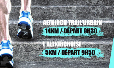 > DI 9 SEPTEMBRE 2018, Altkirch Trail Urbain