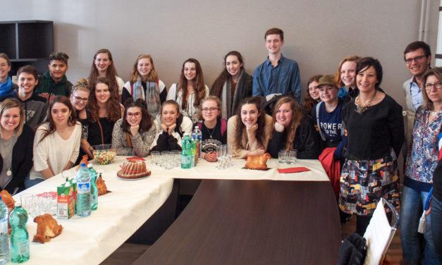 Des Américains visitent le Sundgau !