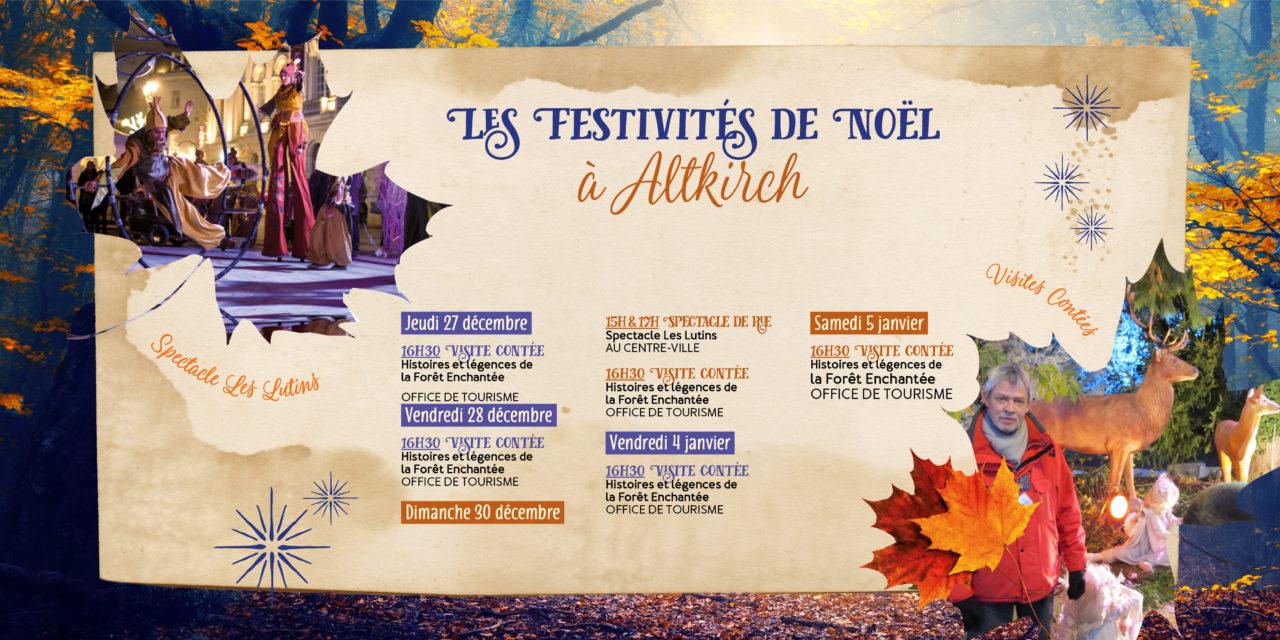 > Du 27 DÉCEMBRE 2018 au 5 JANVIER 2019, Programme : Noël à Altkirch