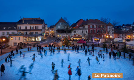 La patinoire : horaires & animations 2019