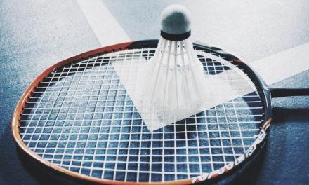 > JE 16 AVRIL, Championnat Régional de Badminton