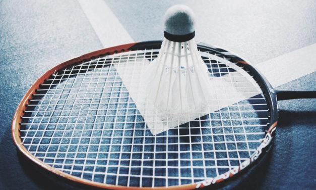 > SA 15 – DI 16 FÉVRIER, Tournoi annuel de Badminton