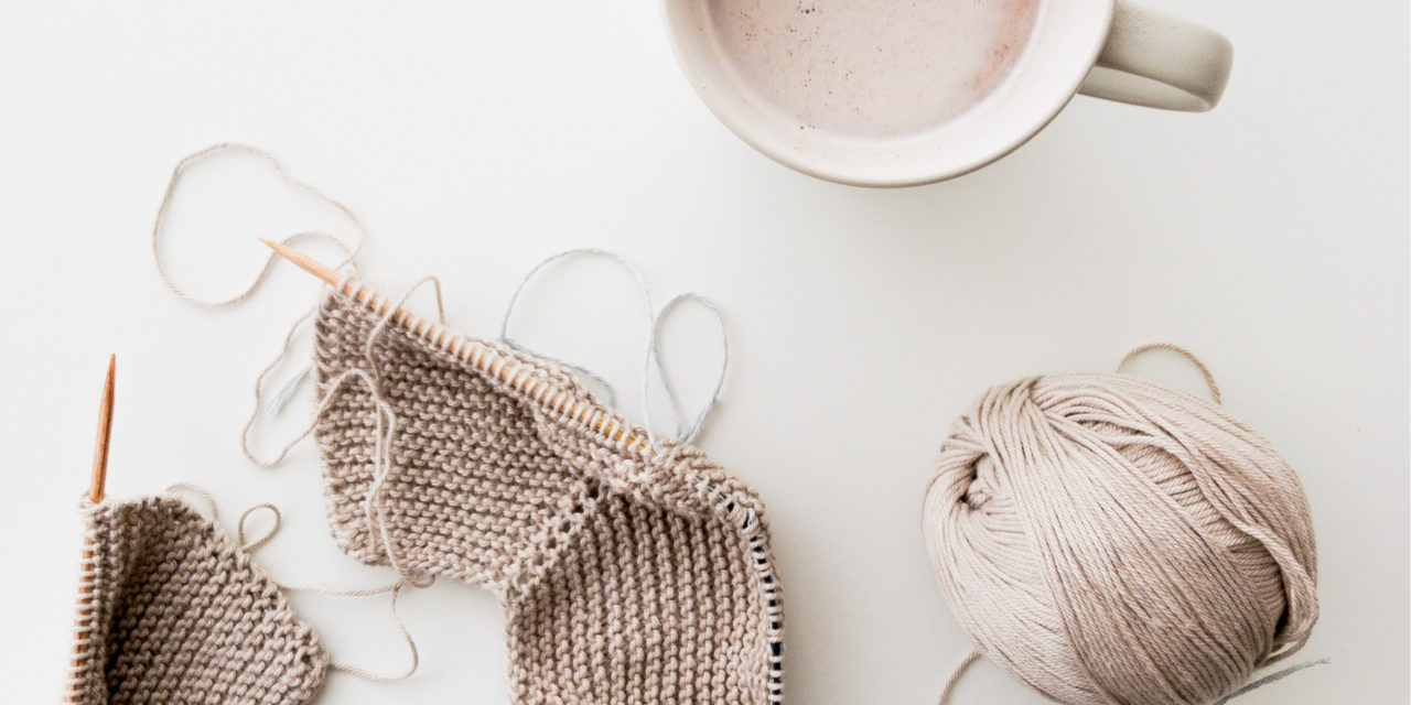 > MARDI 15 OCTOBRE 2019, Café tricot à la MJC