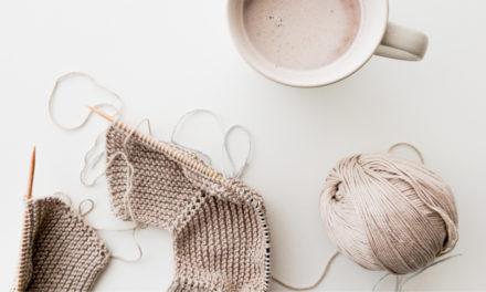 > MARDI 19 NOV, Café tricot à la MJC
