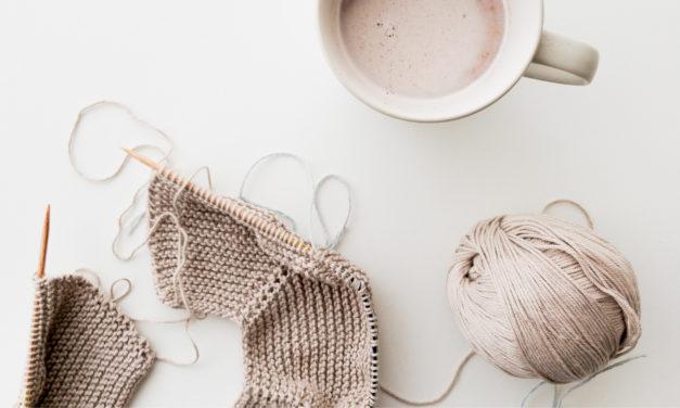 > MARDI 11 FÉV, Café tricot à la MJC