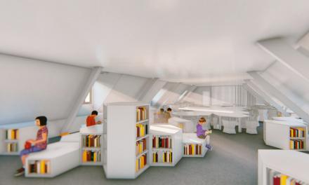 Création d'un espace sciences et culture à l'école des Tuileries