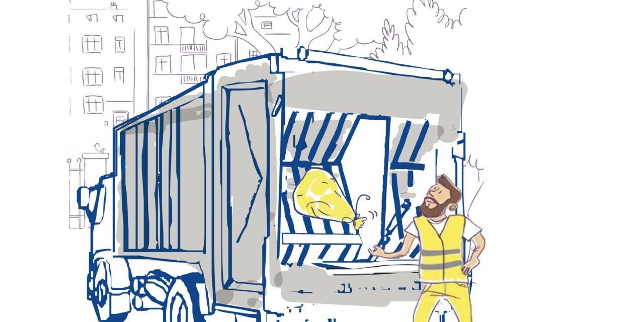 🐰🚮 Collecte des déchets [week-end de Pâques]