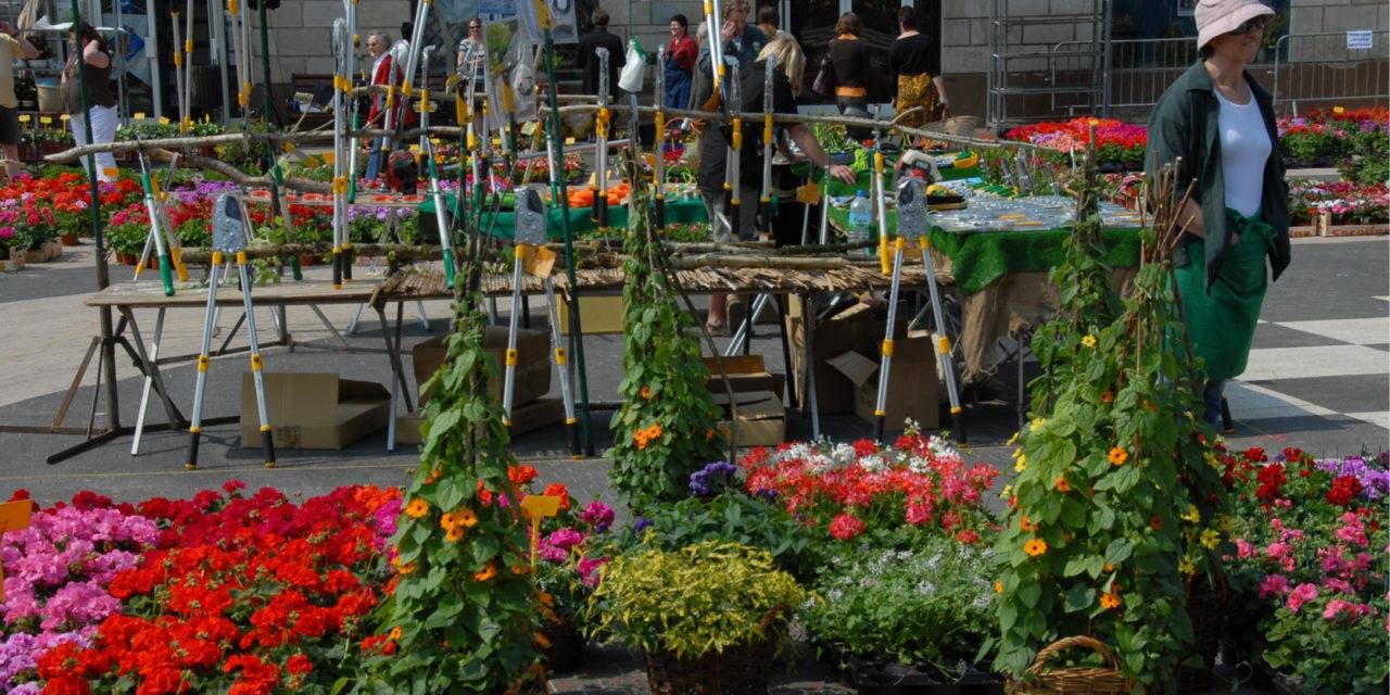Animations du Marché aux Fleurs en intérieur le Samedi 4 mai 2019