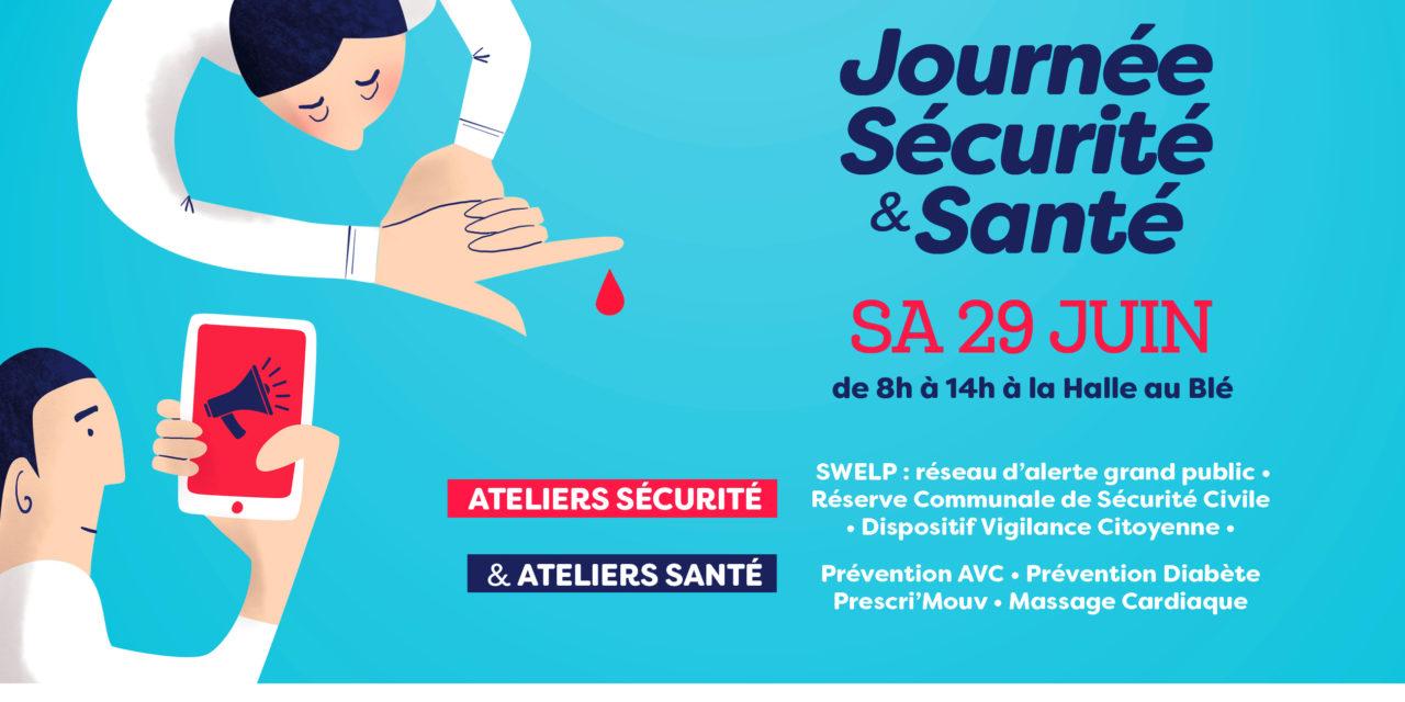 Journée sécurité et santé