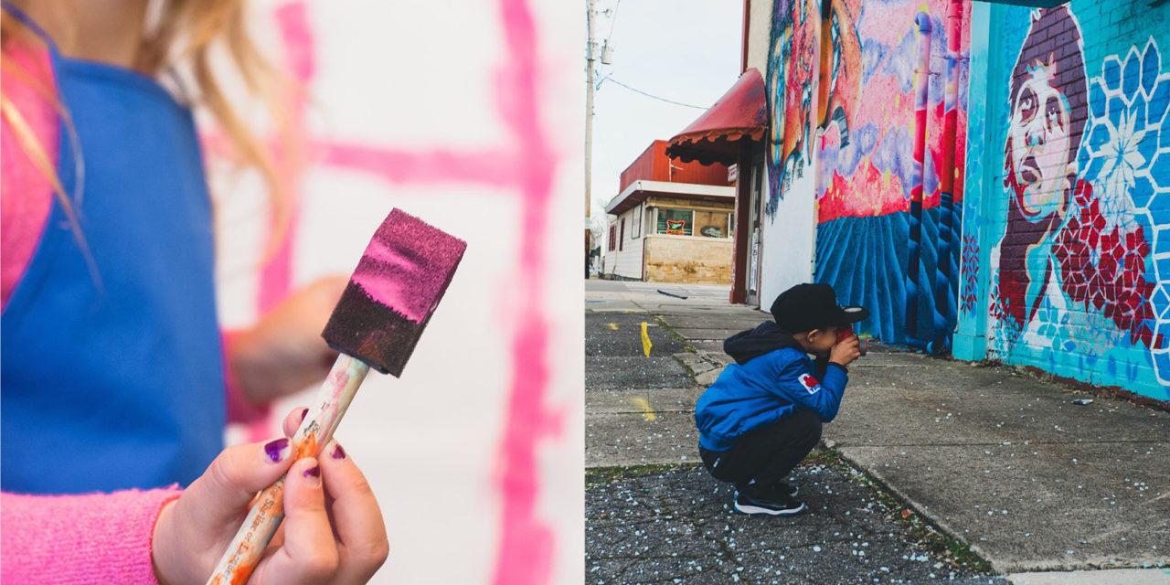 > DU 31 JUILLET AU 2 AOÛT 2019, Atelier enfants au CRAC