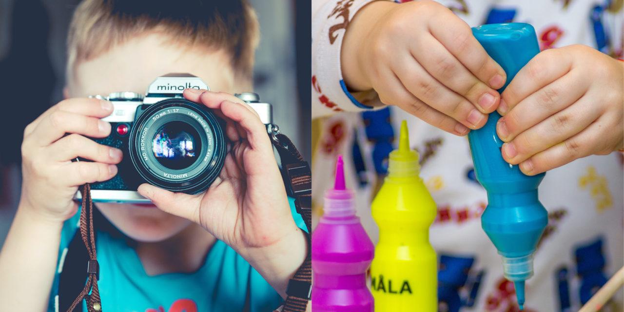 > DU 24 AU 26 JUILLET, Atelier enfants au CRAC