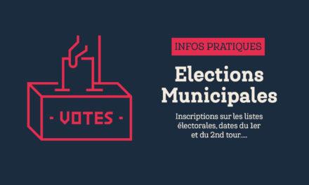 Élections Municipales 2020 : retrouvez toutes les infos pratiques