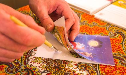 > ME 18 DÉCEMBRE, Atelier minute Textile