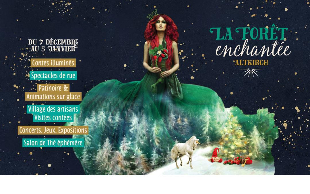 Les Festivités de Noël 2019 à Altkirch