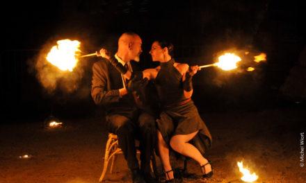 > SA 21 DÉCEMBRE, Spectacle : A fuego lento