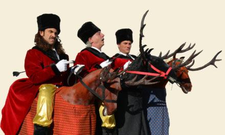 > DI 8 DÉCEMBRE, Spectacle de rue : Le Clan Noelski