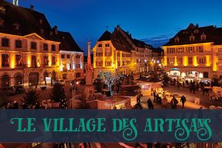 le village des artisans marché artisanal altkirch