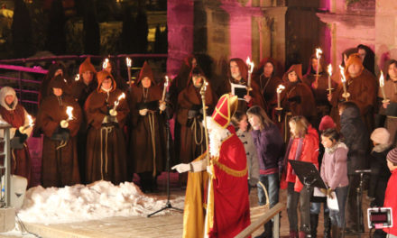> SA 7 DÉCEMBRE, Parade du St Nicolas