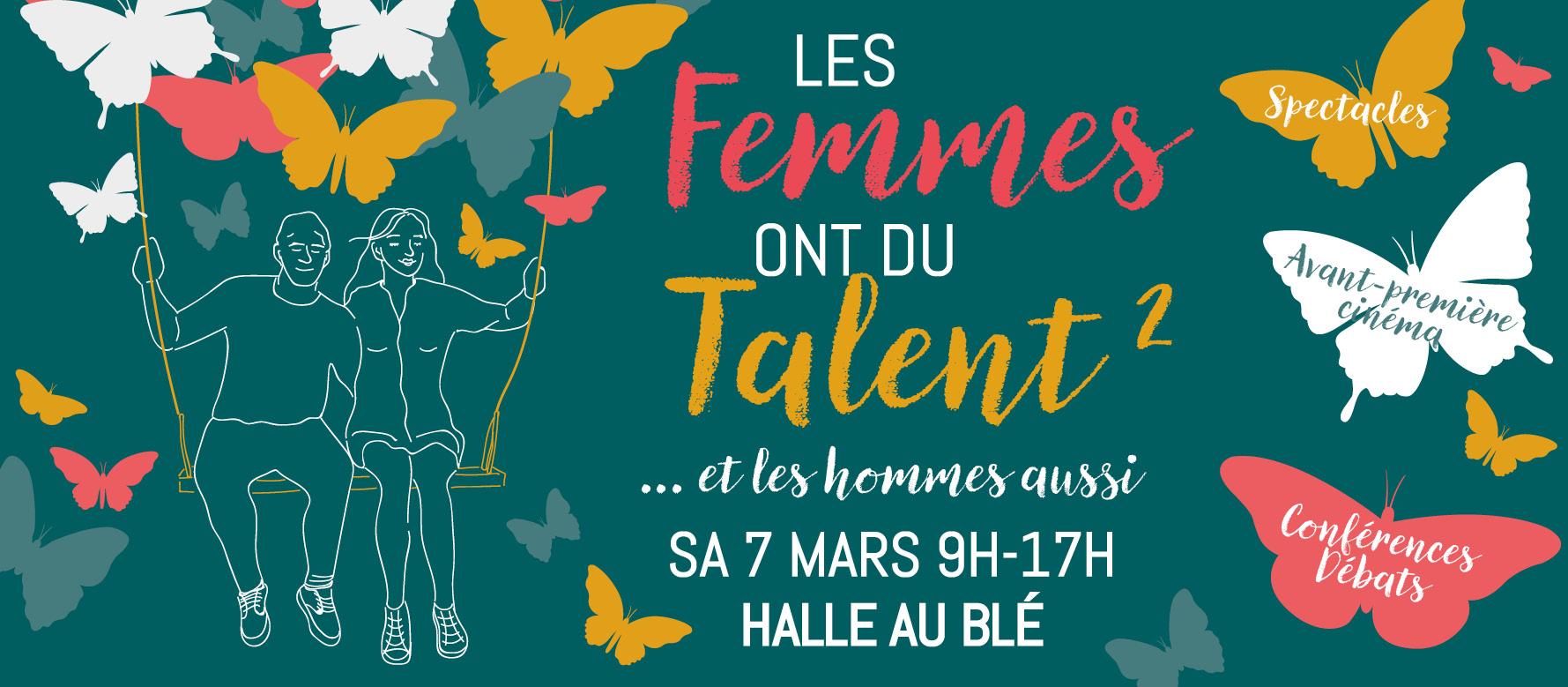 Les Femmes ont du Talent 2020