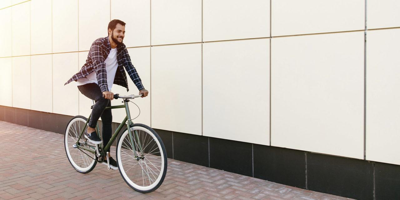 Défi : Au boulot, j'y vais à vélo !