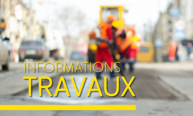 TRAVAUX : Coupure de courant le 18 avril 2021